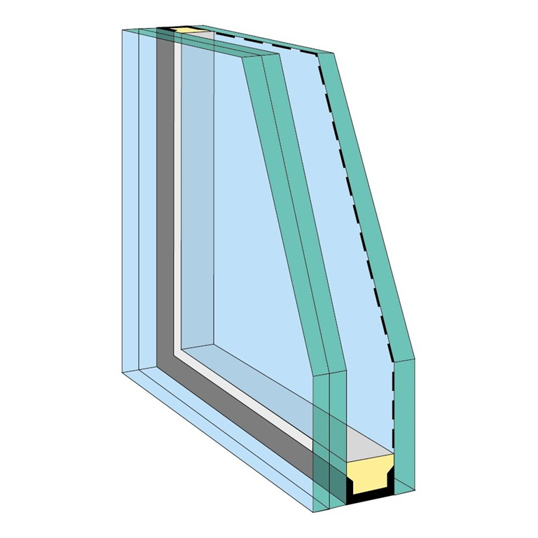 Double Glazing Product : Fixed skylights velux