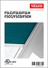 FSCD/FSCH honeycomb blind instructions