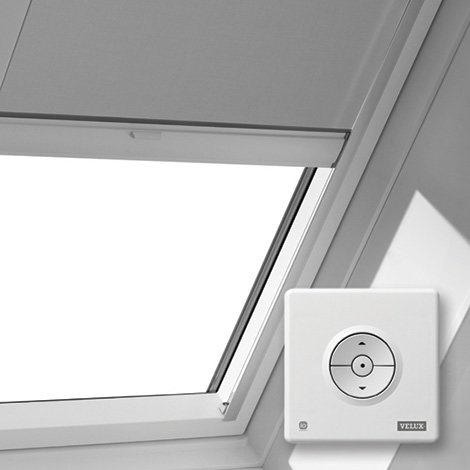 Blinds For Skylights And Roof Windows Velux